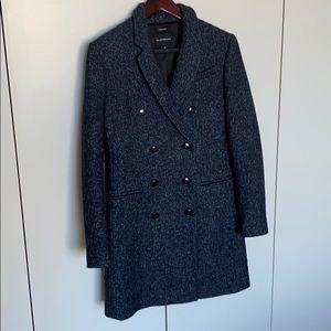 Club Monaco women's pea coat size small